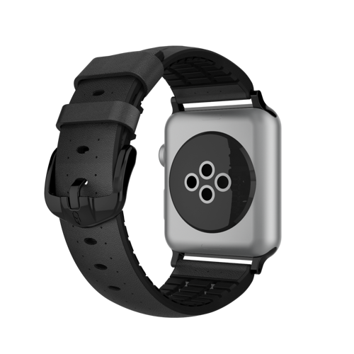 Patchworks Air Strap Apple Watch 42mm - Czarny