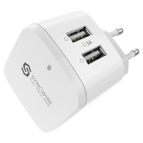 Dual-USB Car Charger