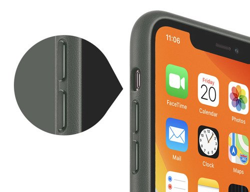 JCPAL iGuard FlexShield Case iPhone XR - black