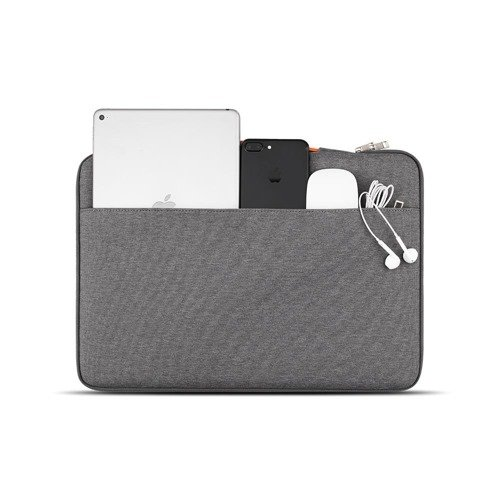 "Professional Style Laptop Sleeve 13"" gray"