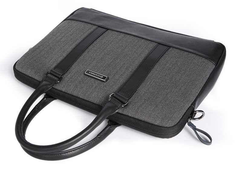 beb504aa1aeb GearMax London Brief Case torba do MacBooka 13   (szara)