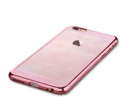 Comma Brightness updated version (Rose Gold) - Etui dla iPhone 6/6s