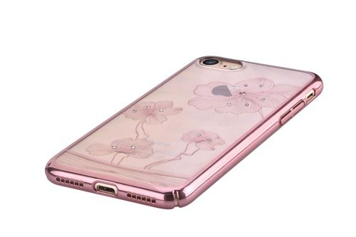 Comma Crystal Flora 360  for iPhone 7 Rose Gold