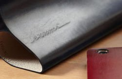 Etui na iPad Air - Evouni Leather Arc (Claret)