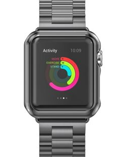 Etui ochronne dla Apple Watch - HOCO Defender Black