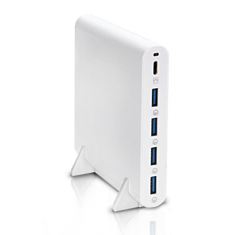 Freedy 80W USB-PD MULTI QUICK CHARGING ADAPTOR - czarna