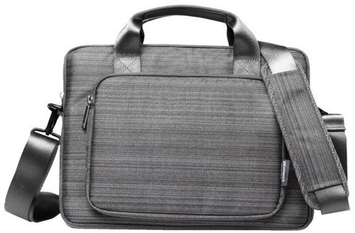 GearMax Gent Carrying Case torba do MacBooka 13'' (szara)