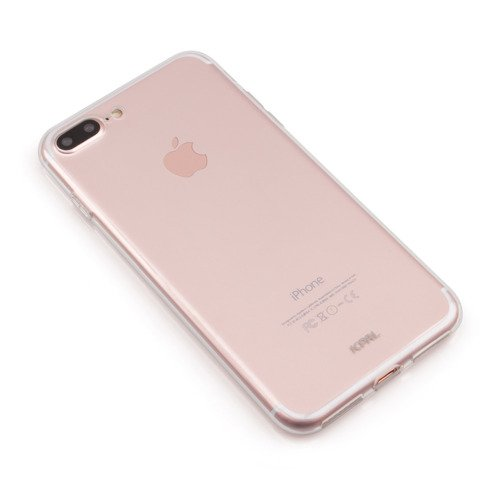 JCPAL Full TPU Clear Case - Etui dla iPhone 7 / 7 Plus