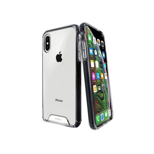JCPAL iGuard FlexShield Case iPhone XR - czarny