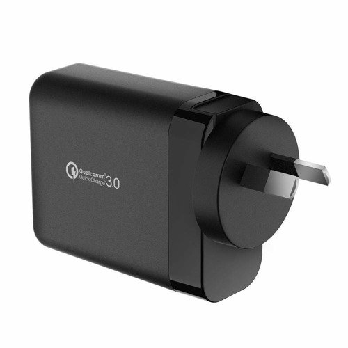 JCPal Multiport Travel Charger (Quick Charge 3.0)