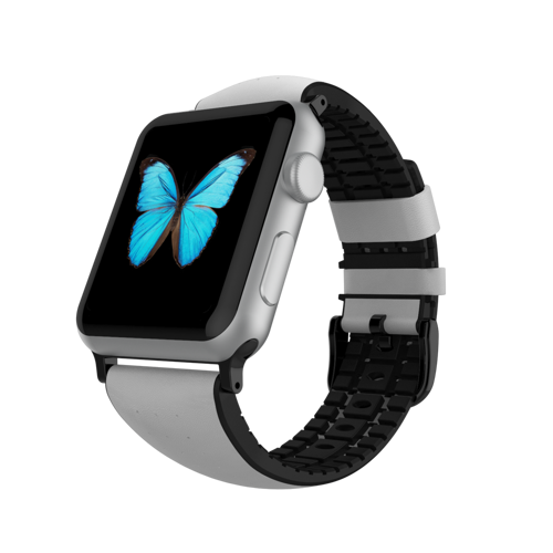 Patchworks Air Strap Apple Watch 42mm - Biały