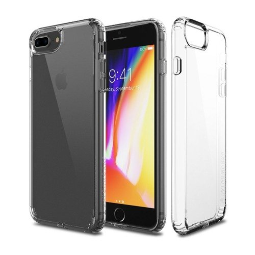 Patchworks Lumina iPhone 8/7/6 Plus - Clear / Clear